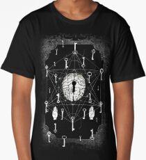 Keys to the subconscious mind #2 Long T-Shirt