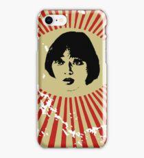 Pulp Faction - Fabienne iPhone Case/Skin