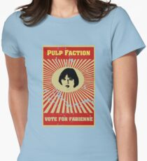 Pulp Faction - Fabienne Women's Fitted T-Shirt