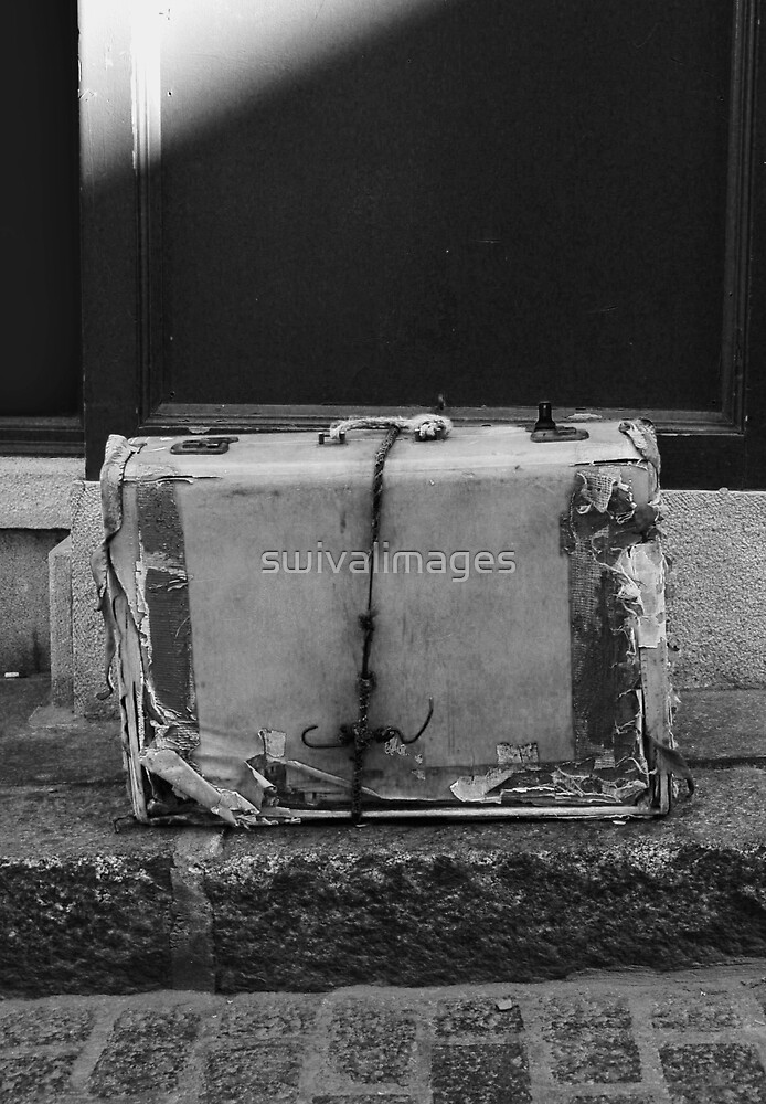 Case on the street by swivalimages
