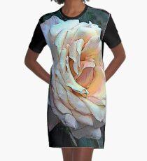 FloralFantasia 14 Graphic T-Shirt Dress