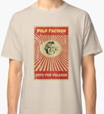 Pulp Faction - Yolanda Classic T-Shirt