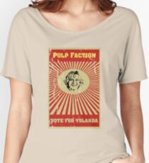Pulp Faction - Yolanda Women's Relaxed Fit T-Shirt