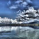 Cloud Reflections by Ann Chane