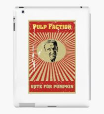 Pulp Faction - Pumpkin iPad Case/Skin