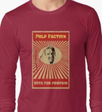 Pulp Faction - Pumpkin Long Sleeve T-Shirt