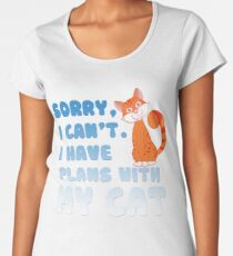 I CAN'T Women's Premium T-Shirt