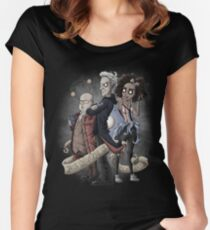 Under My Watch Women's Fitted Scoop T-Shirt
