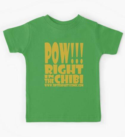 STPC: Pow!!! Right in the Chibi 1.0 Kids Clothes