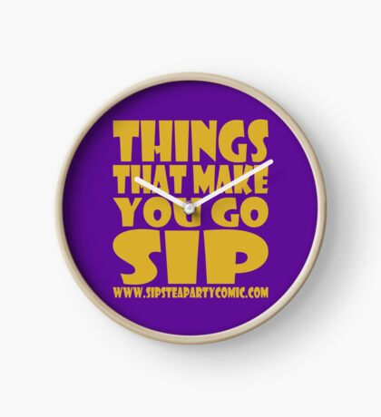 STPC: Things That Make You Go Sip 1.0 Clock