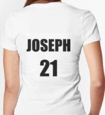 Tyler Joseph Women's Fitted V-Neck T-Shirt
