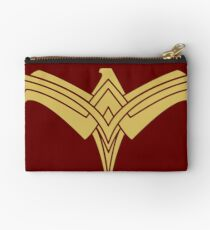 Warrior Zipper Pouch