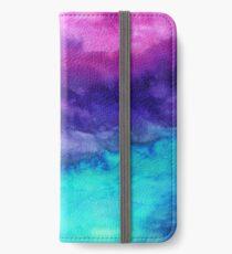 Vinilo o funda para iPhone El sonido - Abstract Ombre Watercolor