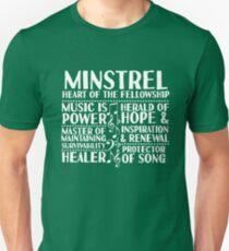 Minstrel - LoTRO T-Shirt