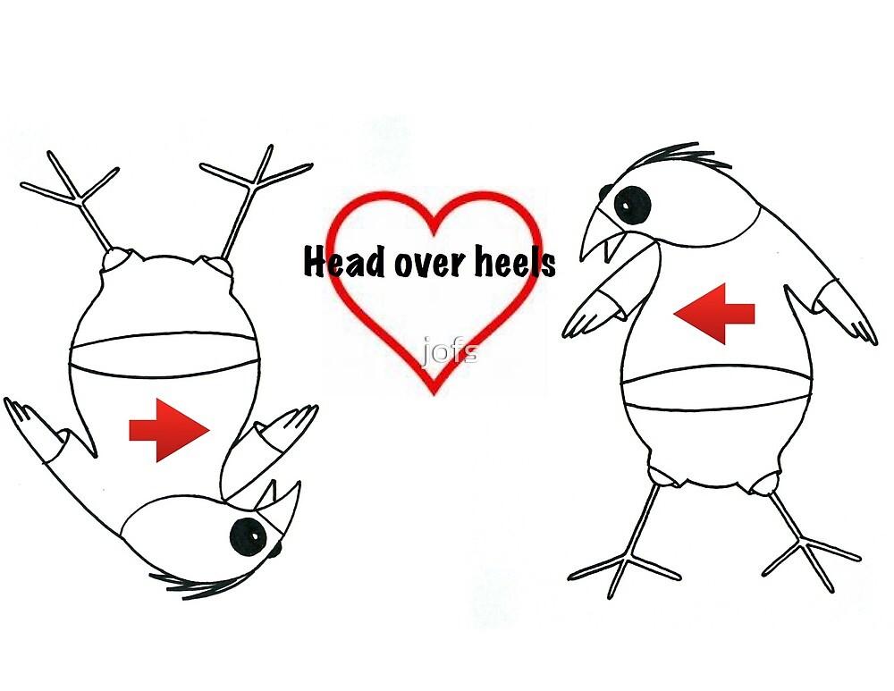 Head Over Heels In Love by jofs