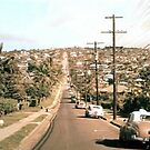Up STEEPHILL STREET BACK IN THE DAY by WhiteDove Studio kj gordon