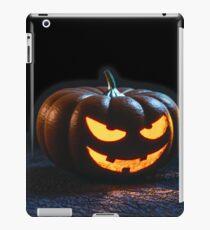 Jack-o'-lantern Pumpkin iPad Case/Skin