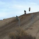 Motocross Action - Cahuilla, CA  by leih2008