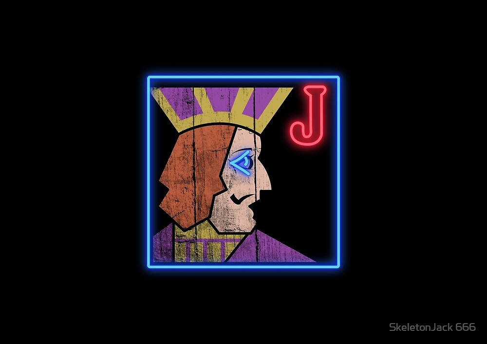 One Eyed Jacks by SJ-Graphics