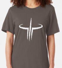 Camiseta ajustada Quake III