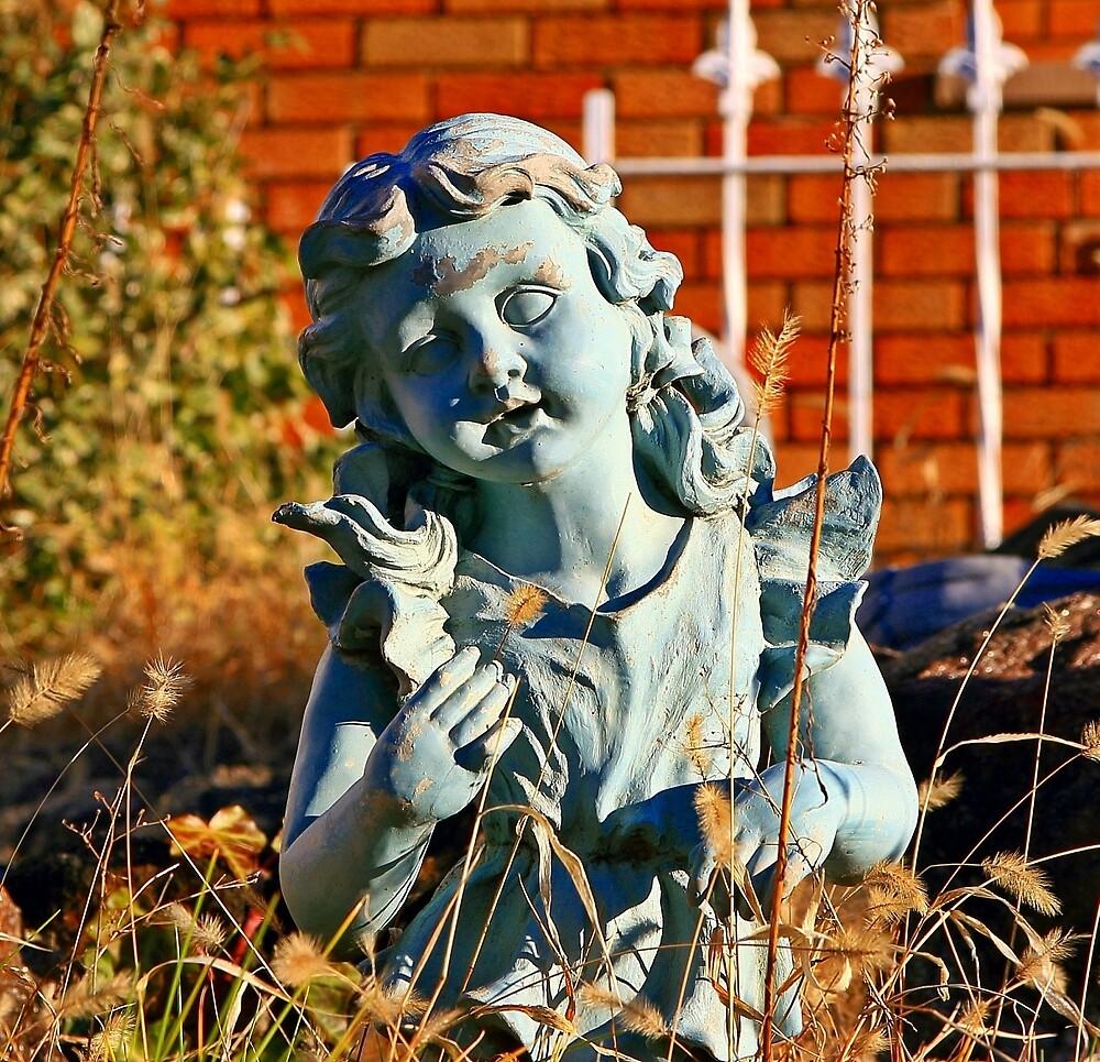 Lawn Ornament by pmarella