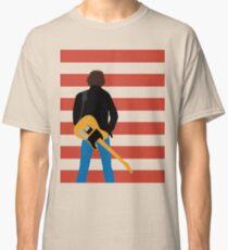 Bruce - back Classic T-Shirt