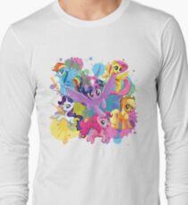 my little pony movie mane 6 T-Shirt