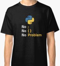 Python Programmer Classic T-Shirt
