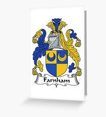Farnham Greeting Card