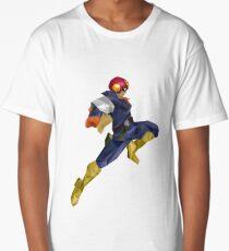 Captain Falcon Knee Long T-Shirt