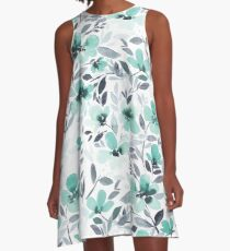 Espirit Mint A-Line Dress