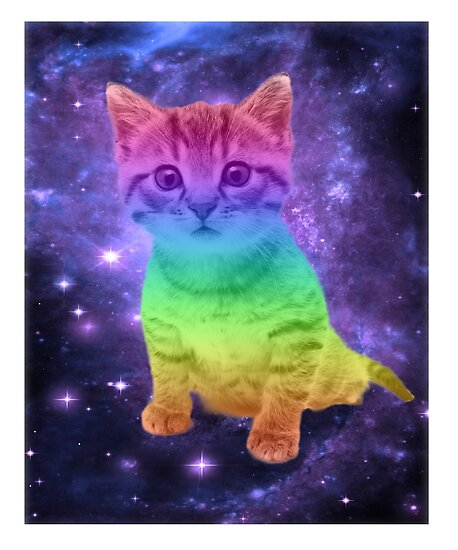Space Cats Food