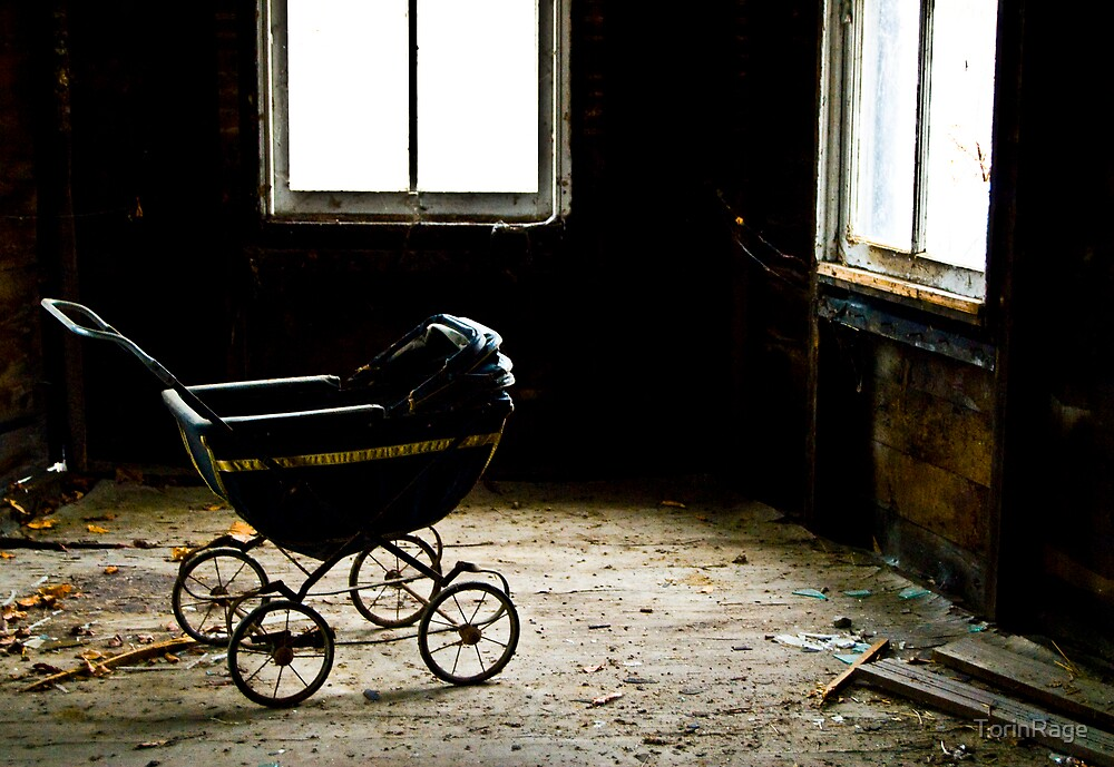 baby carriage by TorinRage