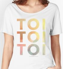 Toi Toi Toi Women's Relaxed Fit T-Shirt