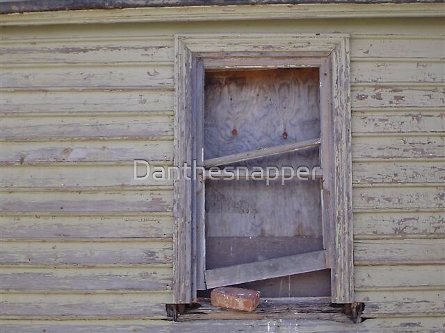 Window by Danthesnapper