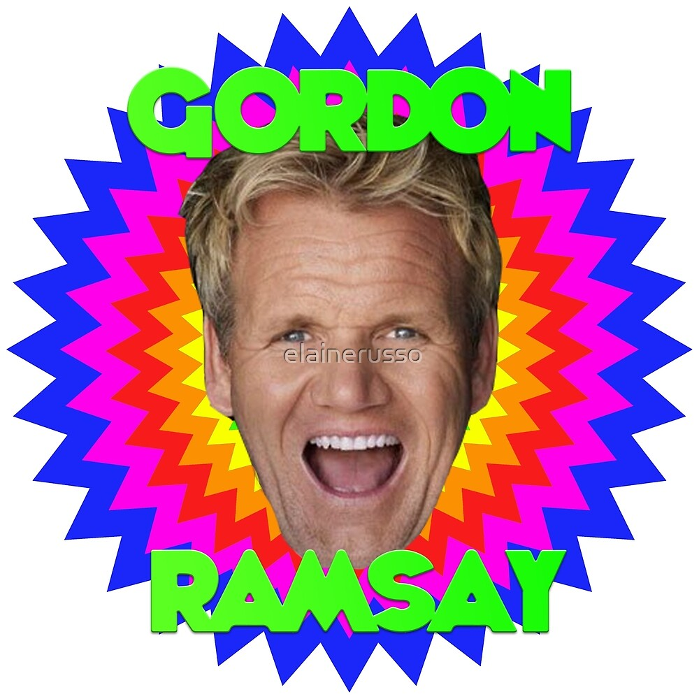 Gordon Ramsay by elainerusso