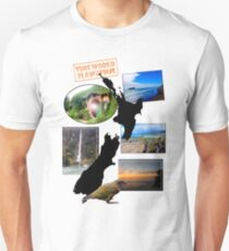 This World is Awesome - New Zealand Unisex T-Shirt