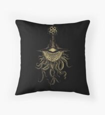 Azathoth Throw Pillow