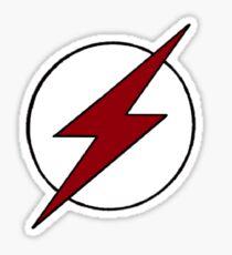 Kid Flash Symbol Sticker