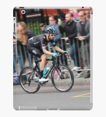 Bradley Wiggins - 2014 Tour of Britain iPad Case/Skin
