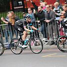 Bradley Wiggins - 2014 Tour of Britain by MelTho