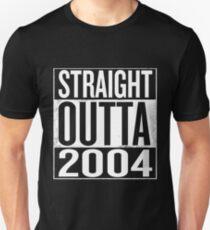 Straight Outta 2004 T-Shirt