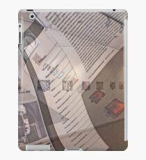 My Work II iPad Case/Skin
