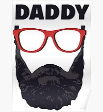 Daddy (with glasses) Poster