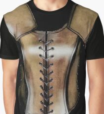 Leather jerkin (female) Graphic T-Shirt