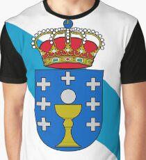 Galicia Graphic T-Shirt