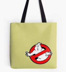 Ghostbusters Logo Tote Bag