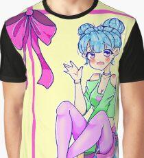 Ribbon Girl Graphic T-Shirt