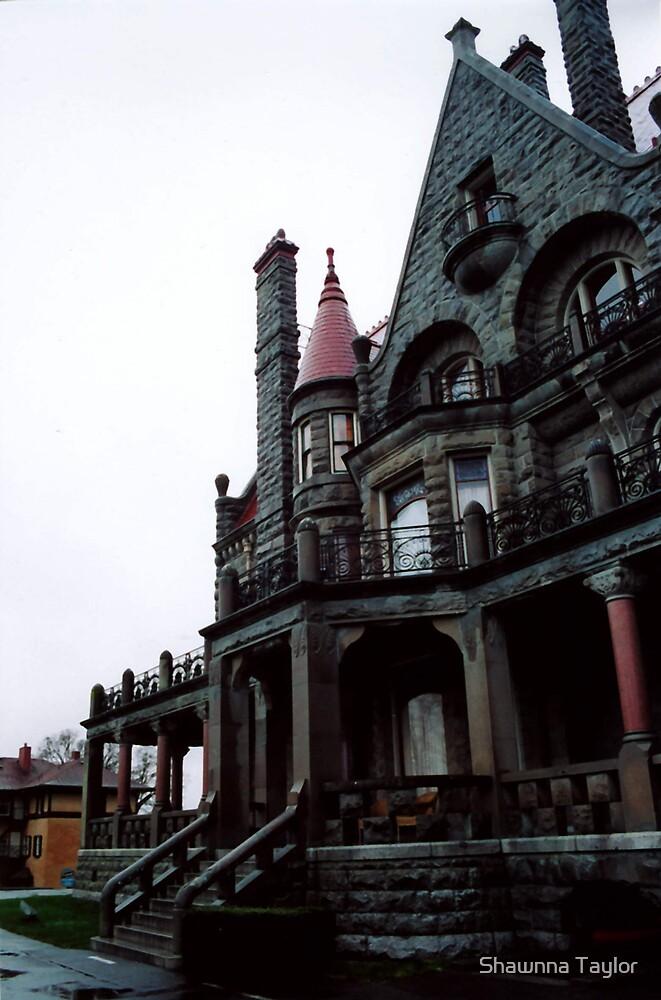 Craig Derick Castle Historical Architecture by Shawnna Taylor