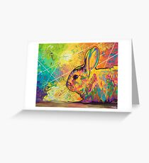 Spectra Rapid by Asra Rae Greeting Card